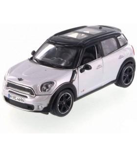 Auto Maisto Die Cast Mini Countryman scala 1/24 colore grigio
