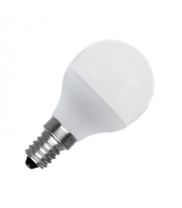 Lampadina a LED Bellight Luce Fredda Passo piccolo E14 Potenza 5 Watt Resa 40 Watt