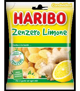 HARIBO ZENZERO LIMONE 100 GR.
