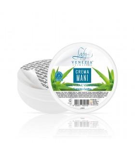 Crema Mani Lady Venezia con Aloe Vera e Vitamina A in Vaso da 175ml