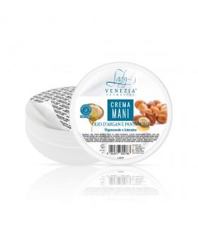 Crema Mani Lady Venezia con Olio d'Argan e Pantenolo Barattolo da 175ml