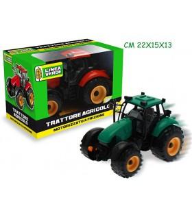 Trattore Agricolo con Frizione  Disponibile in 2 colori