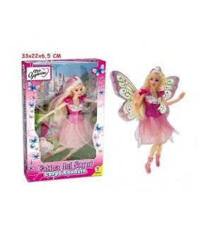Bambola Snodata la Fata dei Sogni
