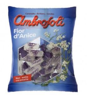 CARAMELLE AMBROSOLI FIOR DI ANICE BUSTA 150 GR.