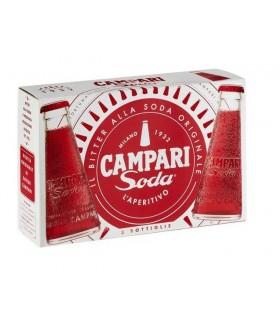 CAMPARI SODA CL.9.8 CONF. 5 BOTTIGLIE