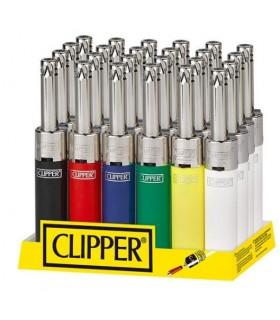 Accendigas Clipper Mini New conf. 24 pz. assortiti con 4 colori