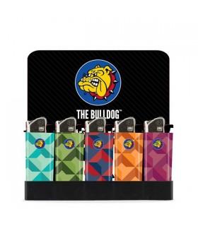 Accendino Elettronico Mini The Bulldog ABSTRACT conf. 50 pz. assortiti