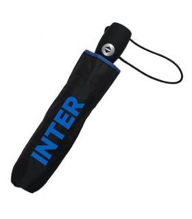 Ombrello Tascabile F.C. Inter Nero e Blu