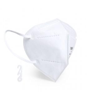 Mascherina Autofiltrante FFP2 colore Bianco conf. 25pz (blisterate singolarmente)