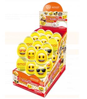 Ovetti di Cioccolato al Latte Dolfin Emoji gr.20 expo da