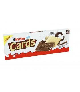 KINDER CARDS T2 CONF. 5 PZ.