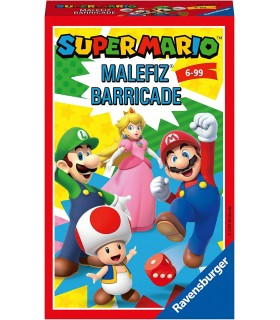 Gioco Travel Ravensburger Super Mario Malefiz
