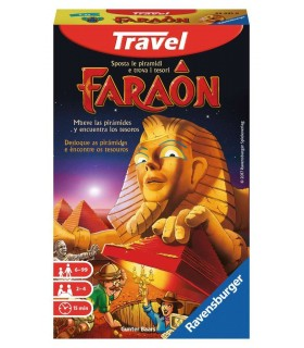 Gioco Travel Ravensburger Faraon