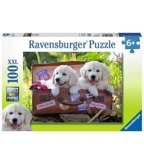 Puzzle  Ravensburger 49x36 cm.  100 pz. Meritata Pausa