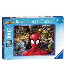 Puzzle  Ravensburger 49x36 cm.  100 pz. Spider Man