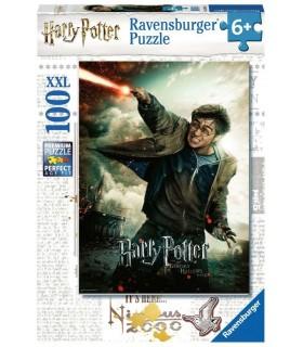 Puzzle Ravensburger 49x36 cm. 100 pz. Harry Potter