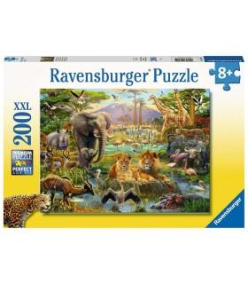 Puzzle Ravensburger 49x36 cm. 200 pz. La Bella e La Bestia