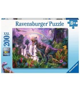 Puzzle Ravensburger 49x36 cm. 200 pz. Animali della Savana