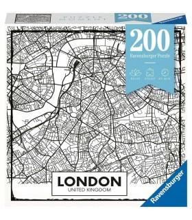 Puzzle Ravensburger 21x33 cm. 200 pz. Big City Life