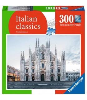 Puzzle Ravensburger 21x33 cm. 300 pz. Milano