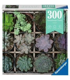 Puzzle Ravensburger 27x39 cm. 300 pz. Green