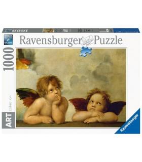 Puzzle Ravensburger 70x50 cm. 1000 pz. Raffaello