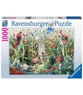 Puzzle Ravensburger 70x50 cm. 1000 pz. Il Giardino Segreto
