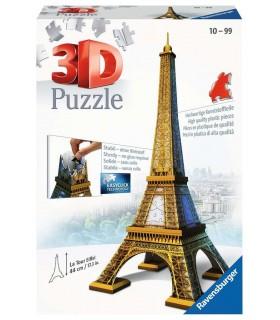Puzzle Ravensburger 3D H.44cm 216 pz. Tour Eiffel
