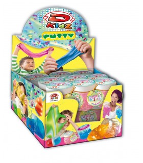 Putty SLime Crystal con Perle Expo da