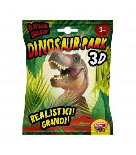 Busta Dinosauri Realistici 3D Expo da  15 pz. assortiti