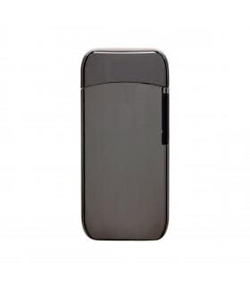 Accendino Elettronico Cozy Spark Antivento con arco al plasma e ricarica USB colore Nero