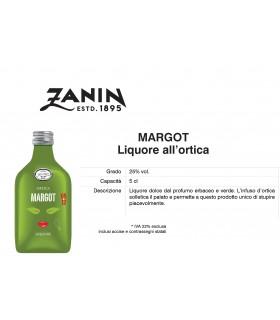 Distillati Mignon Zanin Margot Liquore all'ortica 25° da 5cl Cartone da 12 pz.