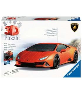 Puzzle Ravensbrurger 3D 108 pz. Lamborghini Huracan Evo