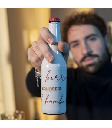 Bombeer La Birra del Bomber Bottiglia in Vetro da 33 cl Cartone da 12 pz.