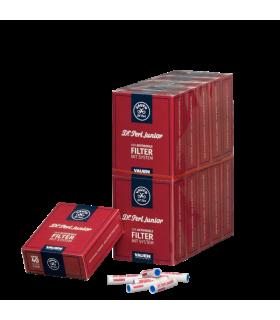 Filtro per Pipa Vuen in Carbone Attivo 9mm conf. 10 pz. da 40 Filtri