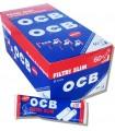Filtri OCB slim 6mm. in bustina conf. 60 bustine da 20 filtri