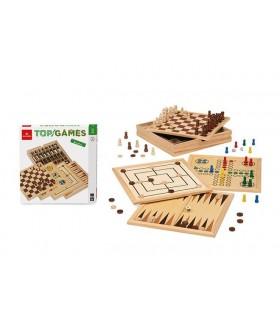 Top Games in Legno Dal Negro Diam. 30 cm