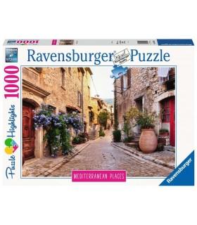 Puzzle Ravensburger 70x50 cm. 1000 pz. Mediterranean France