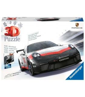 Puzzle Ravensbrurger 3D 136 pz. Porsche 911 GT3 Cup