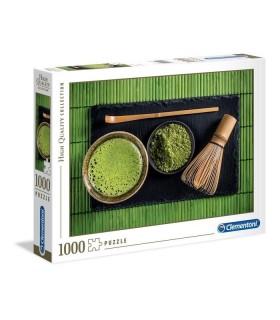Puzzle Clementoni Collection 1000 pz. Matcha Tea
