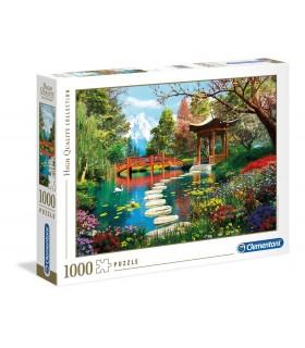 Puzzle Clementoni in Valigetta 1000 pz. Garden of Fuji
