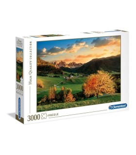 Puzzle Clementoni 3000 pz. The Alps
