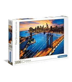 Puzzle Clementoni 3000 pz. NEw York