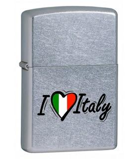 Zippo  I Love Italy