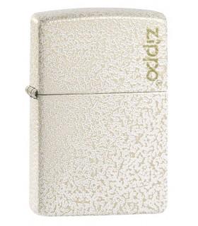 Zippo Mercury Glass con Logo