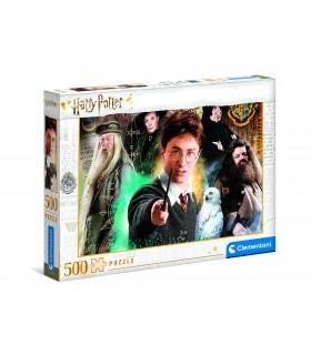 Puzzle Clementoni Collection  500 pz. Harry Potter