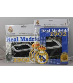 Cornice portafoto gommata Real Madrid