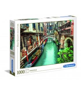 Puzzle Clementoni Italian Collection 1000 pz. Venice Canal
