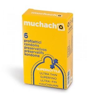 Muchacho Classico Ultra Fine da 6 conf. da 20 pz.