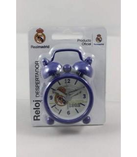 Mini Sveglia metallo Real Madrid